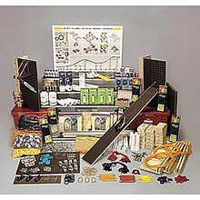 K'NEX Set for Energy, Machines, and Motion Material Set