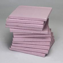 Pad, Styrofoam, 1/2 x 8 x 8 inches, Pack of 12