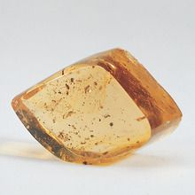 Polished Amber, greater than 5/8 in