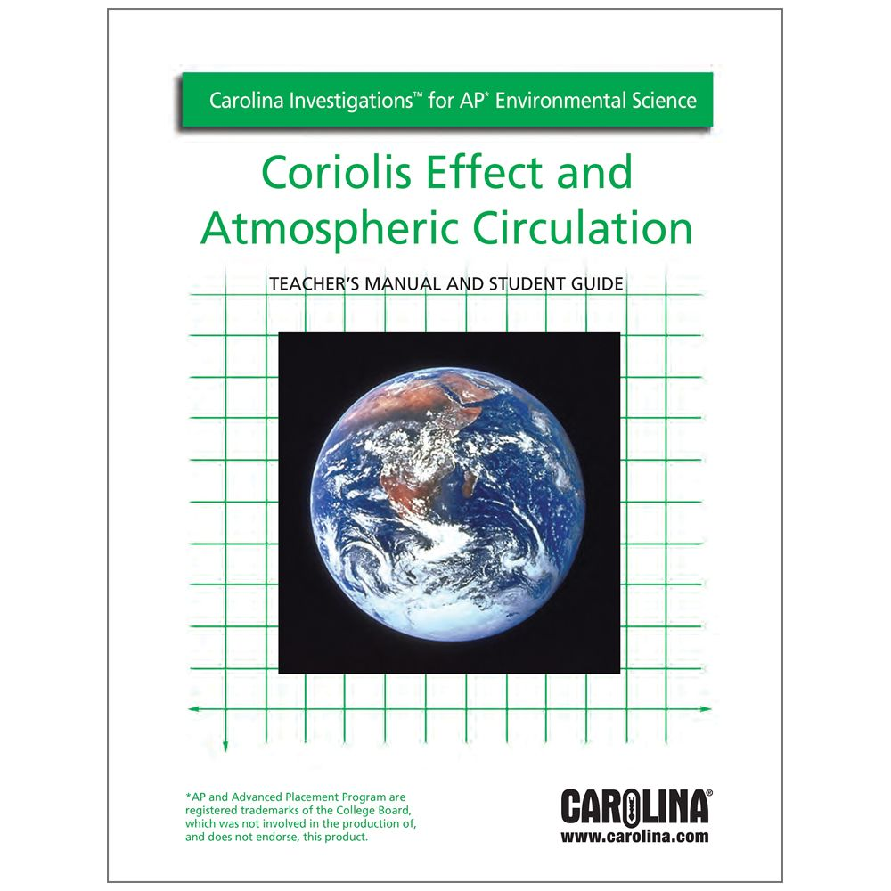 The Coriolis Effect Revisited Manual Guide