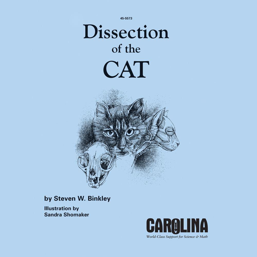dissection of the cat manual carolina com rh carolina com