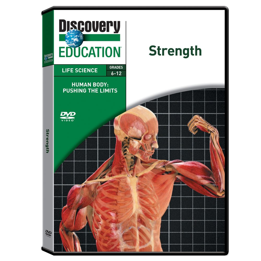 Discovery Education Human Body Pushing The Limits Dvd Set