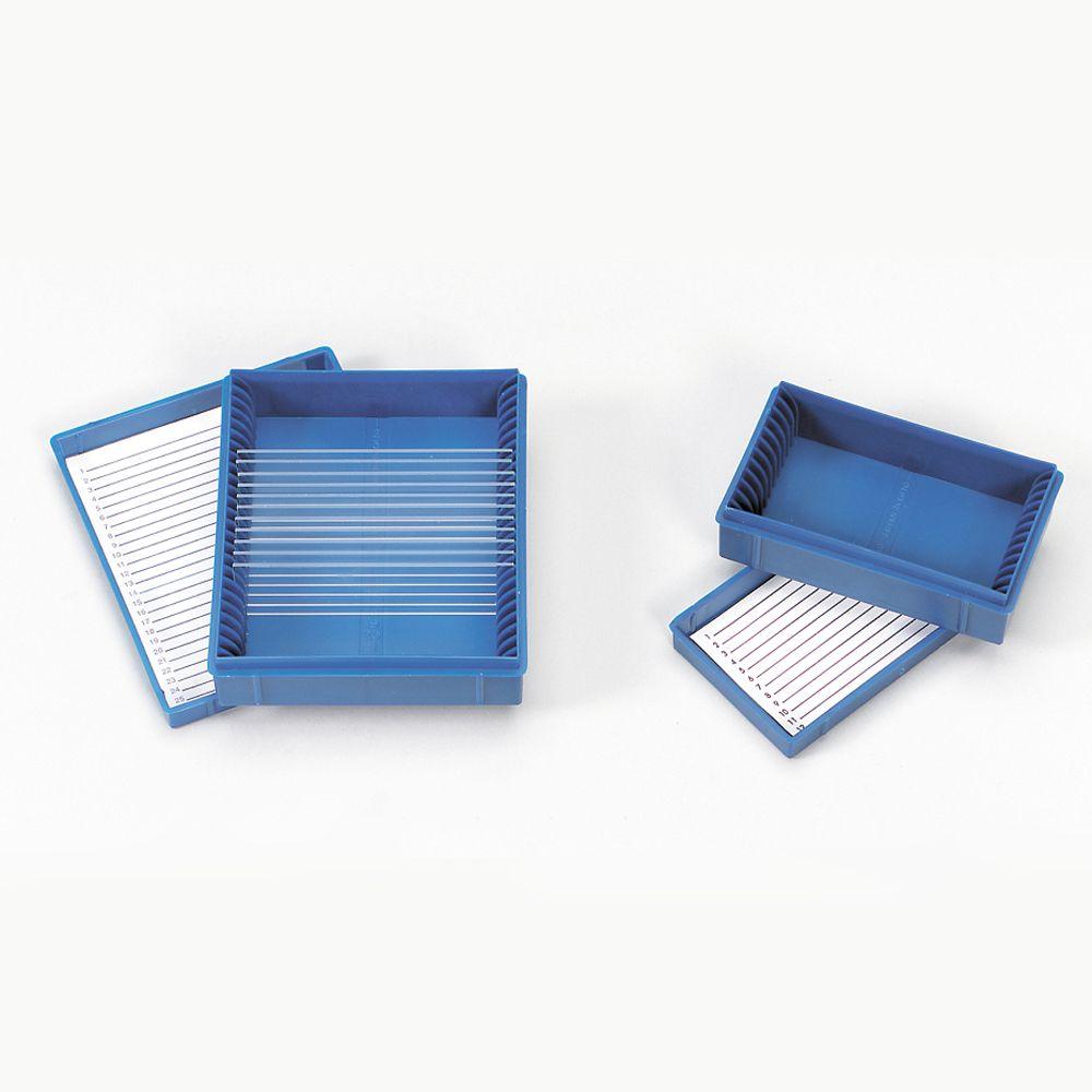 Carolina blue box holds 25 microscope slides carolina carolina blue box holds 25 microscope slides fandeluxe Choice Image