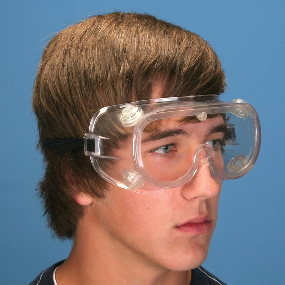 Goggles Economy Chemical Splash Carolina Com