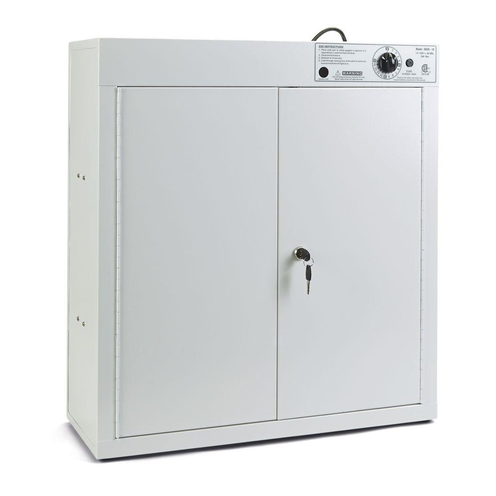 Carolina® Goggle Sanitizer Cabinets