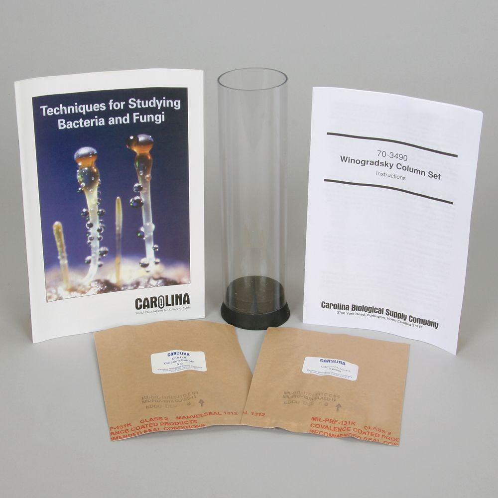 winogradsky column experiment