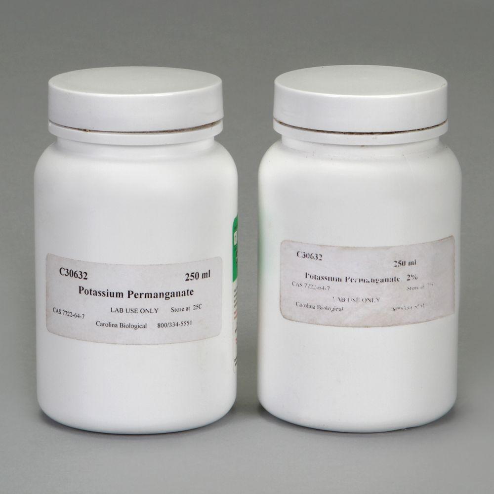 Potassium Permanganate Solution, 2%, 500 mL