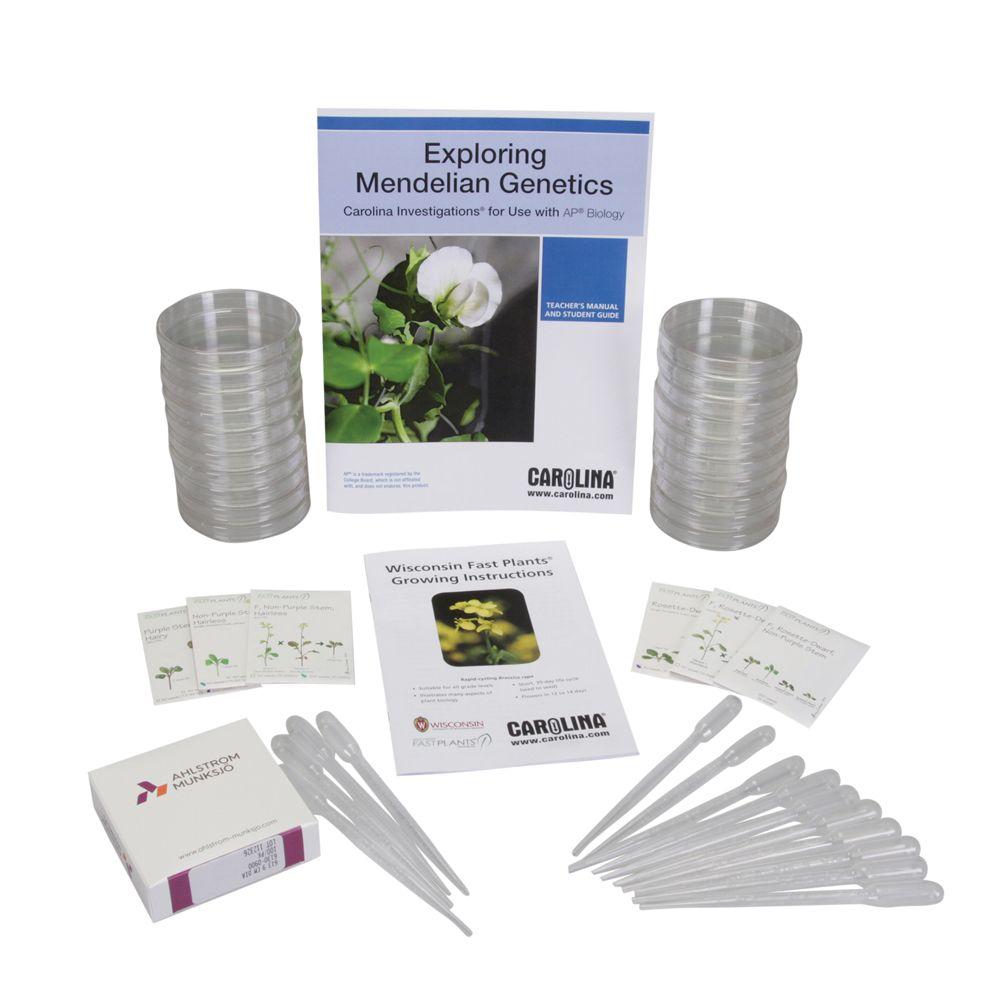 Carolina Investigations® for AP® Biology: Exploring Mendelian Genetics