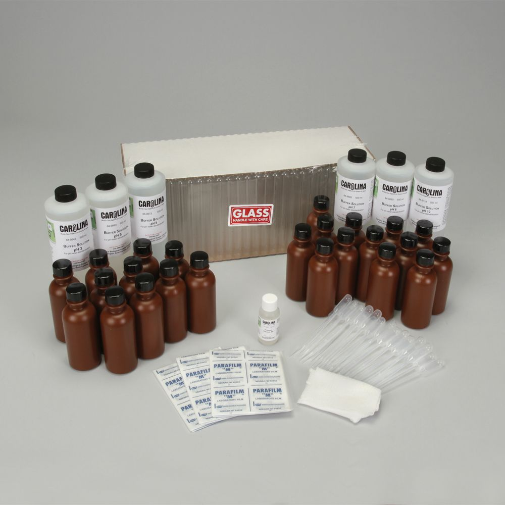 enzyme activity materials kit for ap example labs