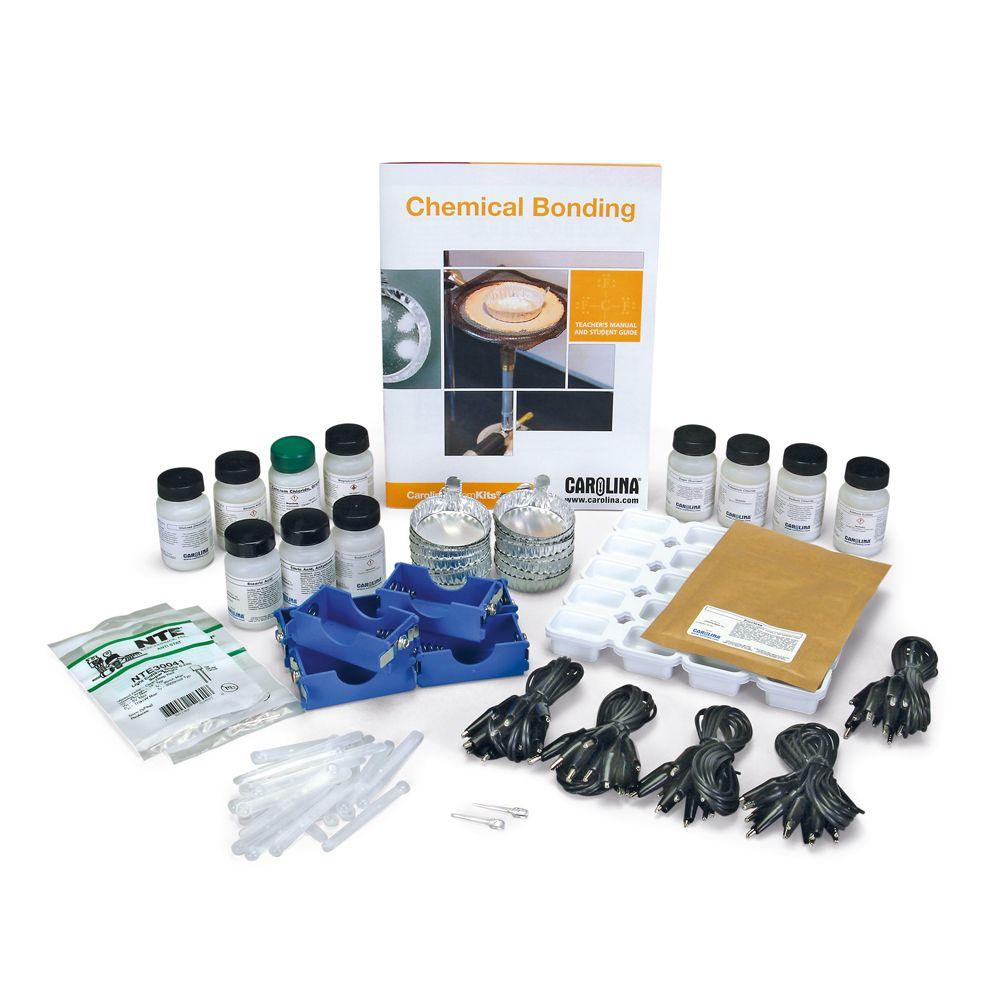 Carolina chemkits chemical bonding kit carolina carolina chemkits chemical bonding kit fandeluxe Images
