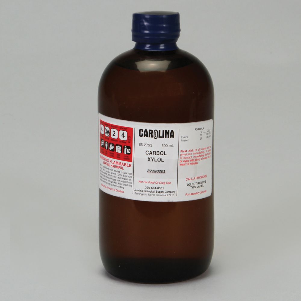 Carbol xylol laboratory grade 500 ml carolina carbol xylol laboratory grade 500 ml fandeluxe Image collections