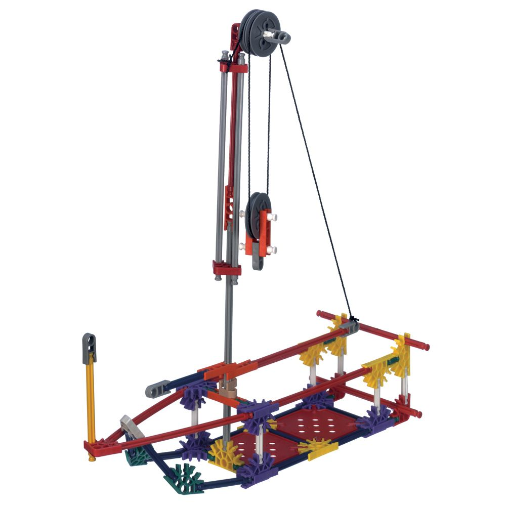 K'NEX Education Introduction to Levers and Pulleys ...