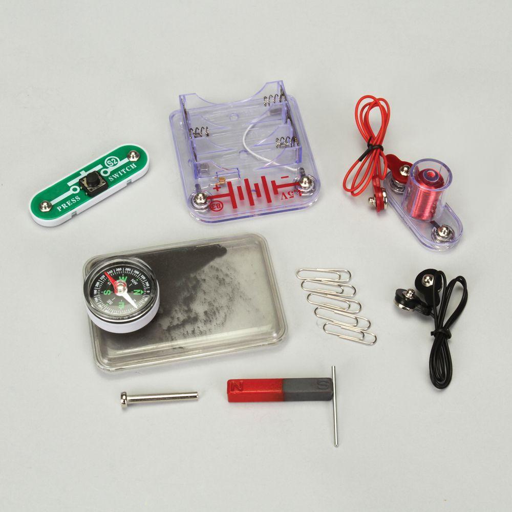 snap circuits electromagnetism kit carolina com rh carolina com Snap Circuits Motion Snap Circuits Jr