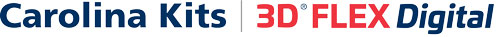 Carolina Kits 3D Flex Digital logo