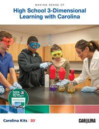 Making Sense of High School 3-Dimensional Learning with Carolina catalog