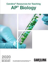 Carolina® Resources for Teaching AP® Biology Catalog