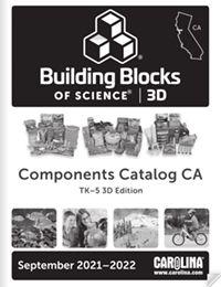 Building Blocks of Science™ 3D Components Catalog CA