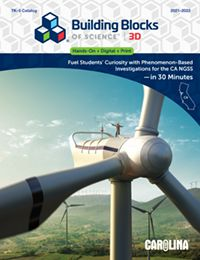 California's Building Blocks of Science™ 3D Catalog