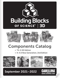Building Blocks of Science™ 3D Components Catalog