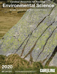 Carolina® Resources for Teaching Environmental Science catalog