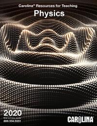 Carolina® Resources for Teaching Physics catalog