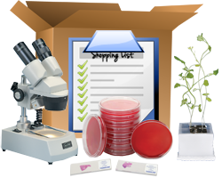 Materials for College-Level Biology Labs