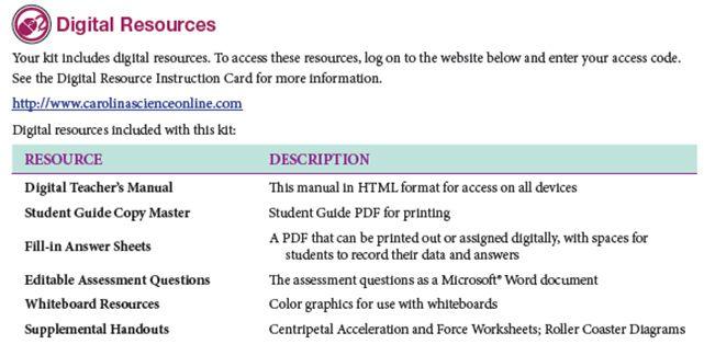Carolina STEM Challenge® 2 0   Carolina com
