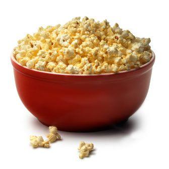 Gay as a bag of popcorn