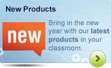 Bring in the new year with our latest and greatest products in your classroom.