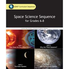 GEMS: Space Science Sequence for Grades 6-8 Kit
