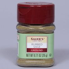 Sage, rubbed, each