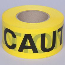 Caution Tape, 1000 ft., roll