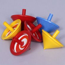 Spin Top, Plastic, Pack of 12