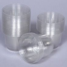 Cup, Plastic, 8 oz., Pack 33