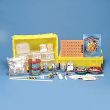 GEMS: Treasure Boxes Math Kit Refill Pack