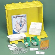 GEMS: Fingerprinting Kit Teacher's Guide