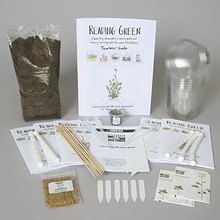 Reading Green™: Investigating the Life Cycle and Growth of Flowering Plants Kit
