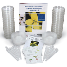 Wisconsin Fast Plants® 72-Hour Monohybrid Genetics Kit