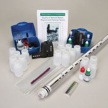 Carolina Investigations® for AP® Environmental Science: Quality of Natural Waters: Physical and Chemical Factors Kit