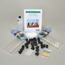 Carolina™ Investigations for AP* Environmental Science: Wet Scrubbers and Air Pollution 8-Station Kit