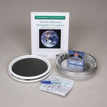 Carolina Investigations® for AP® Environmental Science: Coriolis Effect and Atmospheric Circulation 1-Station Kit