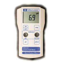 Milwaukee Portable pH/EC/TDS Combination Meter