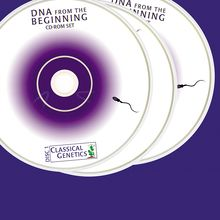 DNA from the Beginning 3 CD-ROM Set