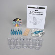 Owl Pellet Regional Variation Inquiry Kit