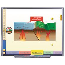 Multimedia Earth Science Lessons for Interactive Whiteboards: Plate Tectonics, Single User