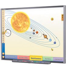 Multimedia Earth Science Lessons for Interactive Whiteboards: The Sun-Earth-Moon System, Single User