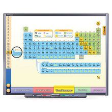Physical Science Multimedia Lessons for Interactive Whiteboards: Elements and the Periodic Table, Site License/Single Building