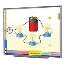 Physical Science Multimedia Lessons for Interactive Whiteboards: Electricity and Magnetism, Single User