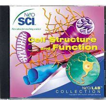 Cell Structure and Function CD-ROM