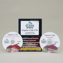 The Glass Horse: Equine Colic CD-ROM